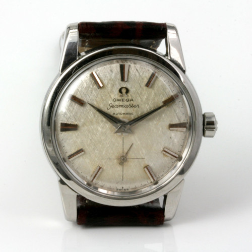 Vintage Omega Seamaster with the automatic calibre 490