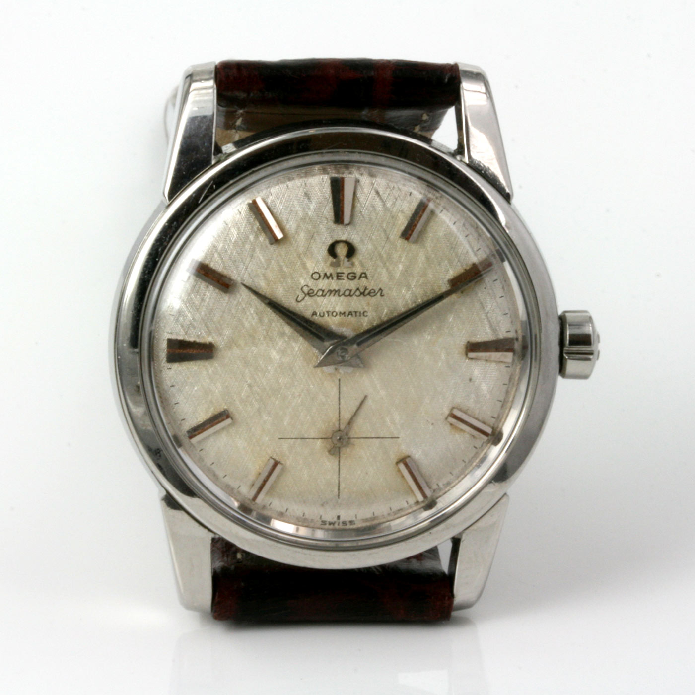 1aeb8b4c8e101 Buy Vintage Omega Seamaster with the automatic calibre 490 Sold ...