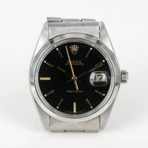 1968 vintage Rolex Precision watch model 6684.