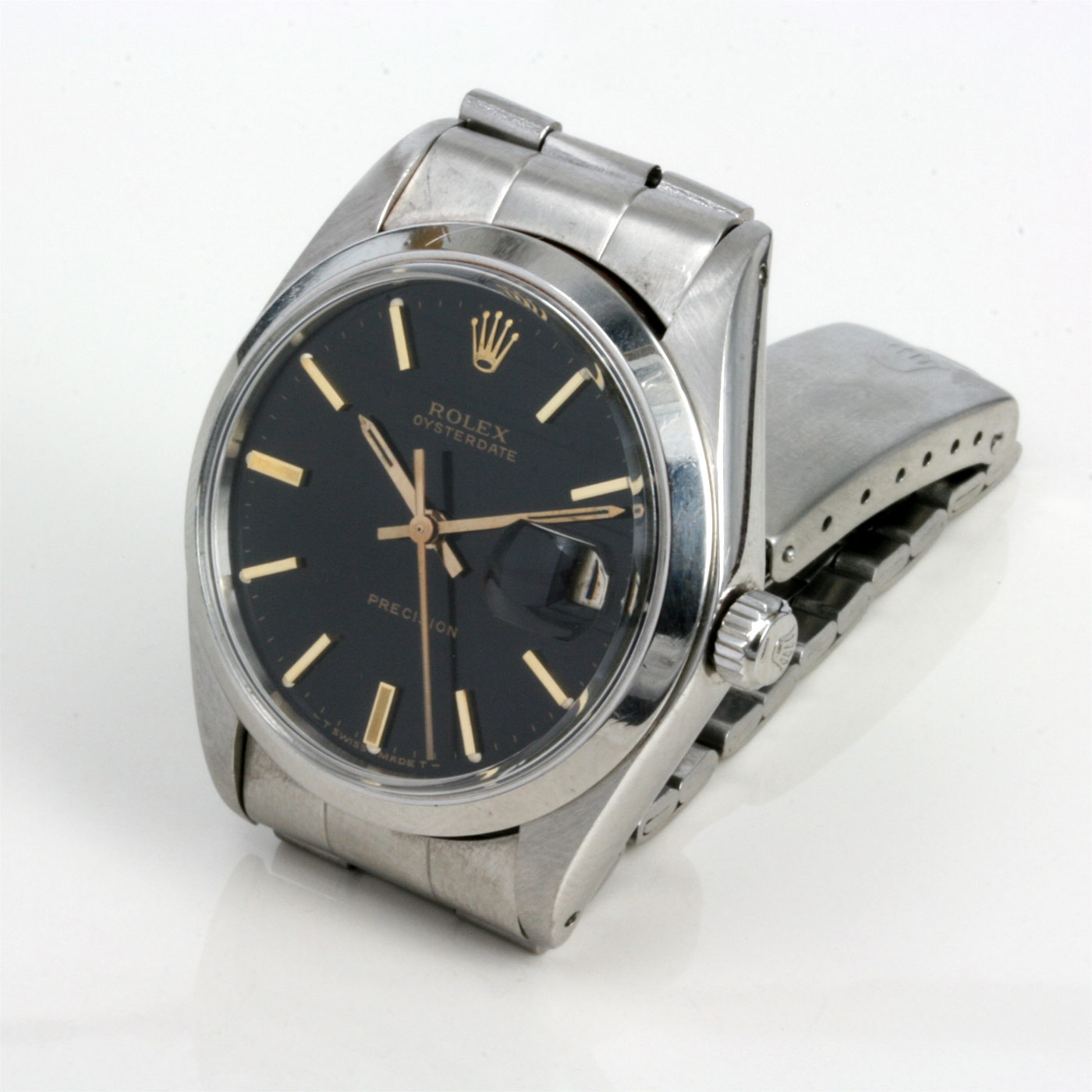 buy 1968 vintage rolex precision watch model 6684 sold