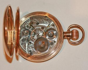 Lovely gents pocket watch