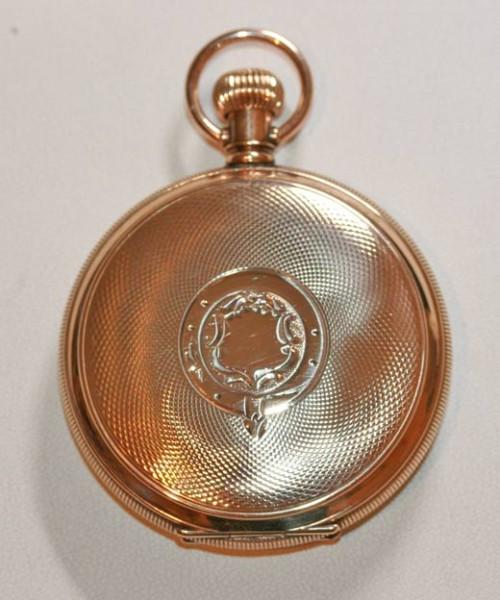 9ct Waltham pocket watch