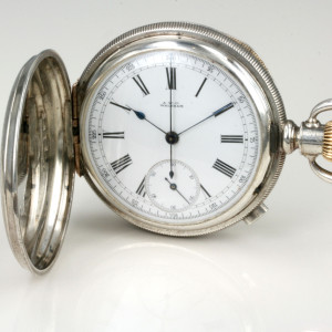 Waltham Chronograph pocket watch