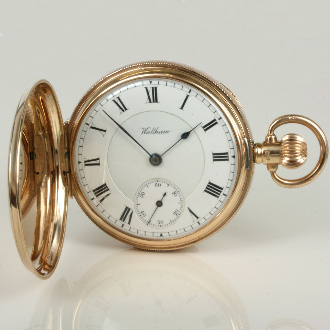 buy brilliant antique waltham pocket sold items