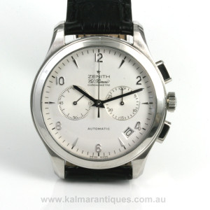 Zenith El Primero Chronograph Class