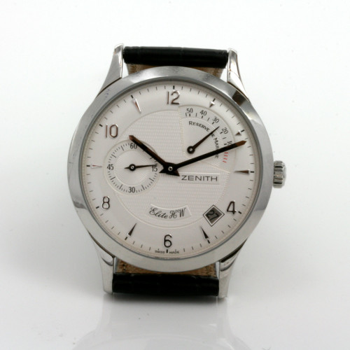 Zenith Elite HW gents watch.
