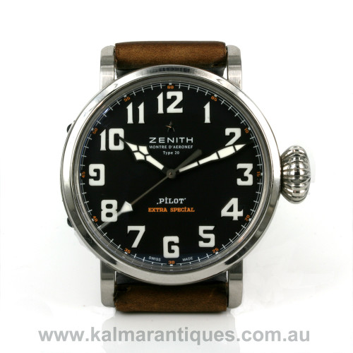 Zenith Pilot Type 20 Extra Special 03.2430.3000